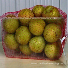 extruded tubular mesh bag for fruit